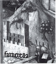 FARNETELLA MEDIOEVO