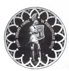 Stemma dei Conti Baroti, Castello di Farnetella