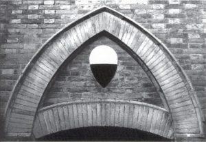 Stemma di Siena, Porta laterale Castello di Farnetella