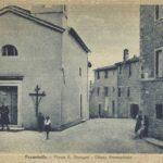 cartoline piazza san giovanni, chiesa di san giovanni battista
