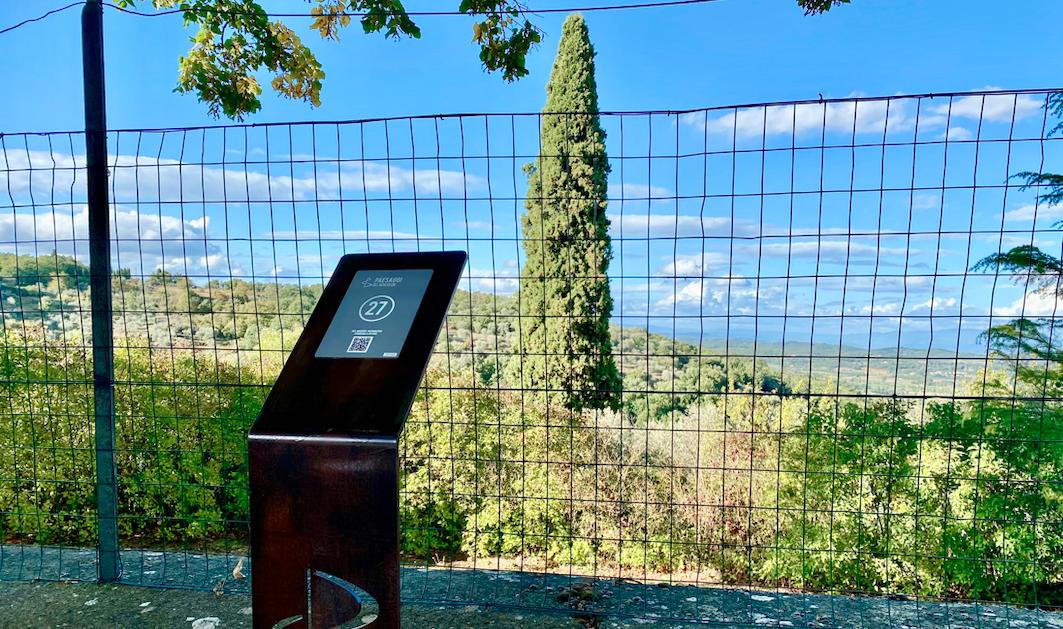 Paesaggi del Benessere a Farnetella